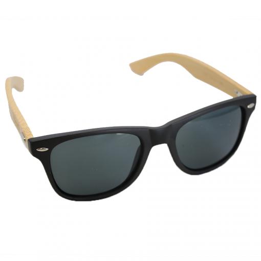 WOED houten zonnebril Smokey